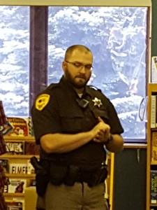 Logan Olson - Dare Officer